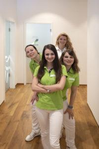 Das Team der Kieferorthopädie in Dresden